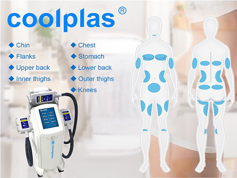 Cryolipolys is Fat Freeze Weight Loss Coolplas Machine