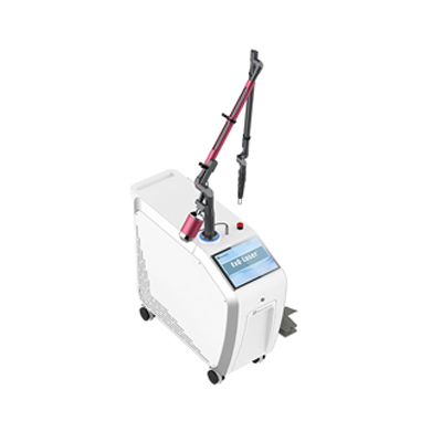 Q-Switched ND YAG Laser Treatment