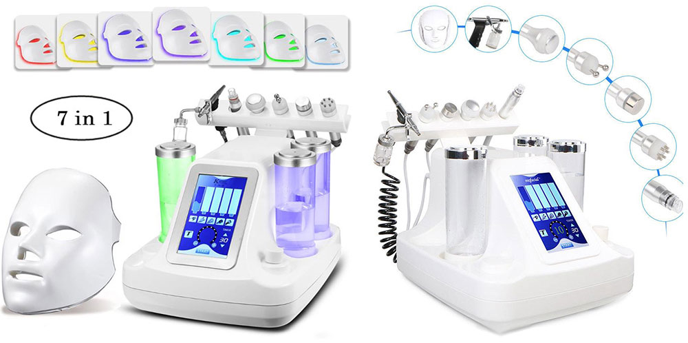 7 IN 1 Multifunctional Hydrodermabrasion Facial Machine