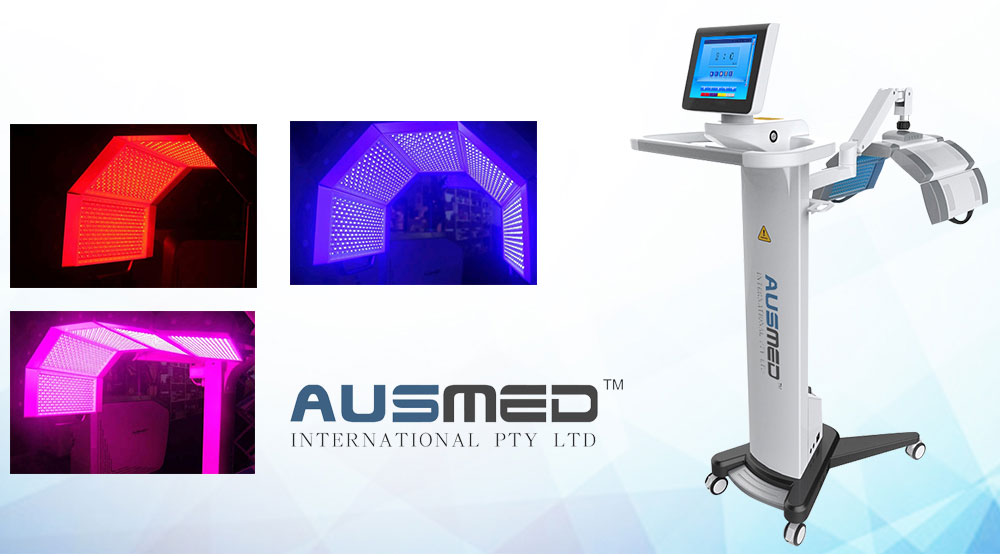 PDT Light Therapy Skin Care Machine