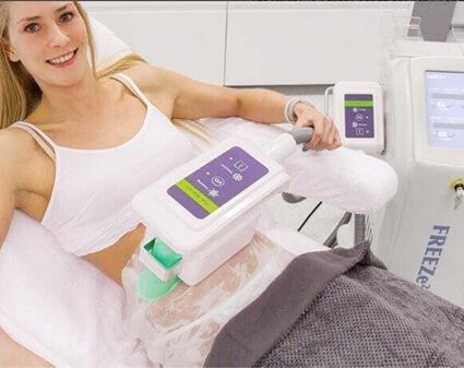 Coolplas Cryolipolys is Fat Reduction