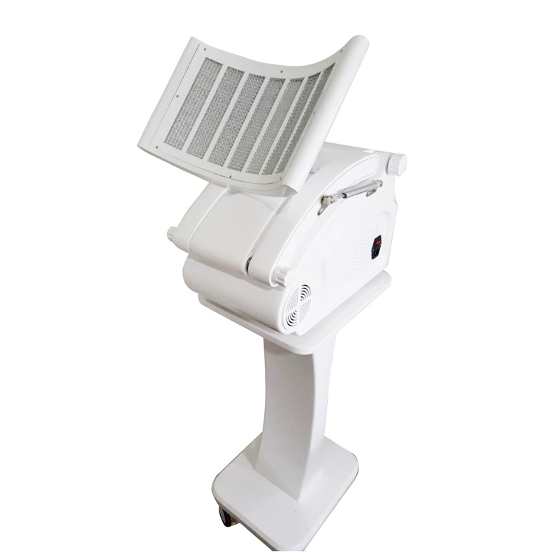 Foldable PDT LED Light Therapy Skin Care Machine