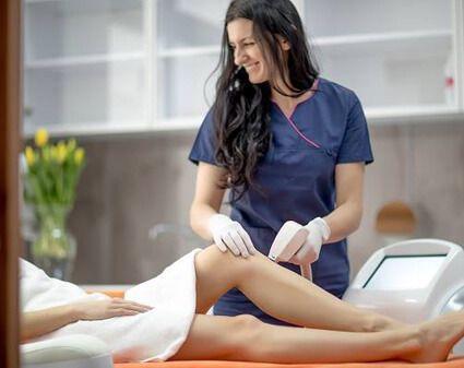 Razorlase laser hair removal