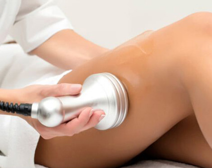 Ultrasound cavitation fat removal