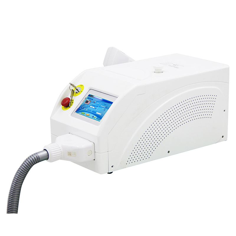 Mini Portable ND YAG Laser Tattoo Removal Equipment M4C-2