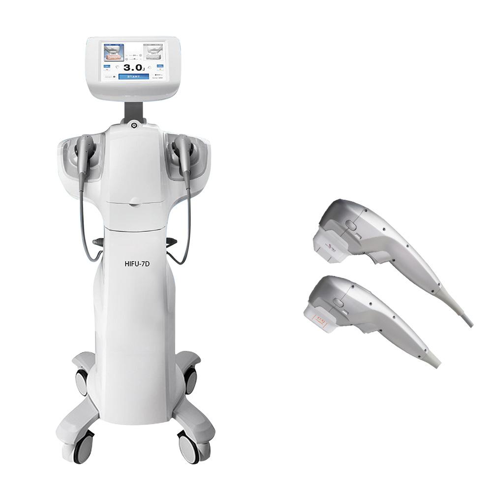7D HIFU Focused Ultrasound Ultra former Hifu Machine